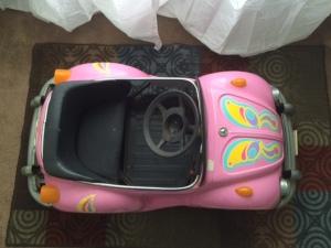 race car as pink 2