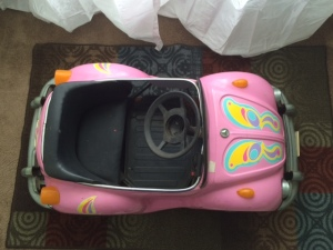race car as pink 2