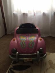 race car as pink 4