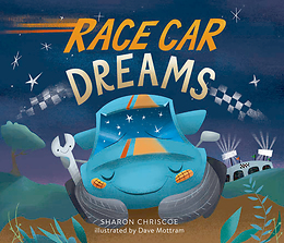 Race Car Dreams Cover