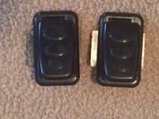 black pedals