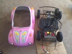 car apart