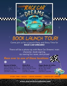 RaceCarDreams_BookTour