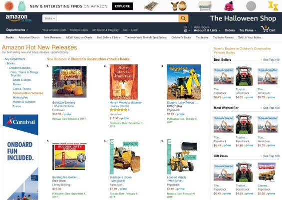 Bulldozer amazon #1 release2