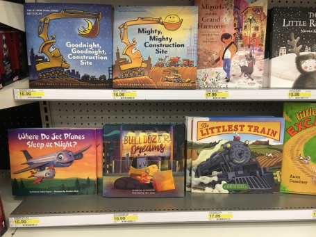 photo from julie in PA target