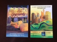 Bulldozer bookmarks
