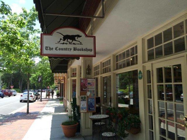 country bookshop