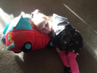 MPCEC Sophia napping 1
