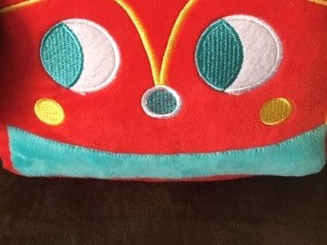 Plushie eyes and nose