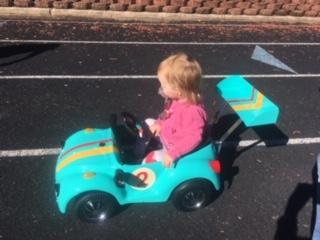 Sophia toy car 4